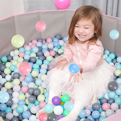 Ocean Ball Bobo Ball Children's Toys Outdoor Thickened Plastic Ball Bobo Pool Baby Toys 1-3 Years Old
