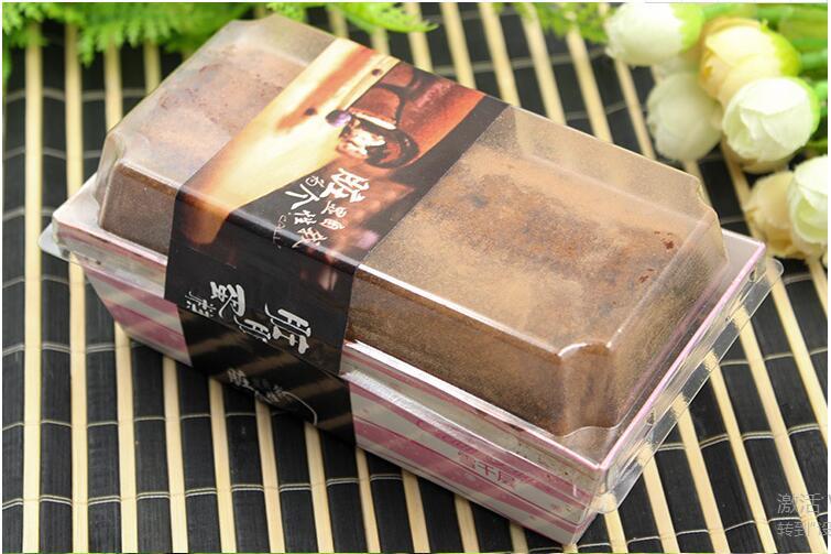 网红脏脏蛋糕卷 巧克力手工夹心面包脏蛋糕西式糕点点心