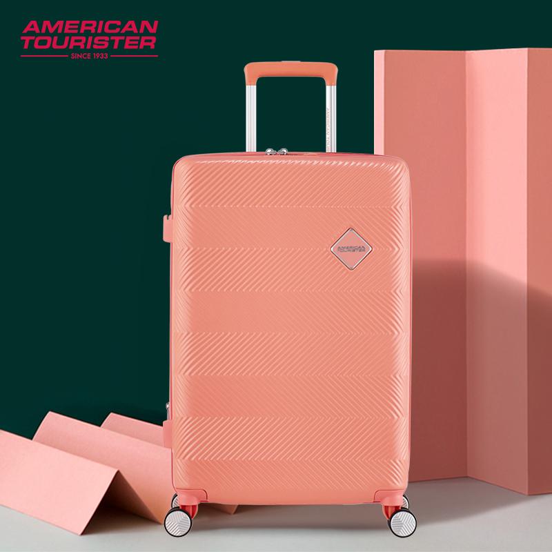美旅新款时尚行李箱20/24/29寸拉杆箱可扩容登机万向轮旅行箱GF6图片