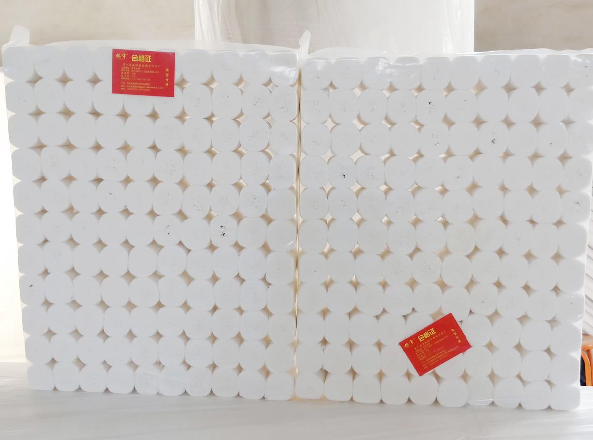 220卷宾馆酒店用卫生纸小卷纸客房卫生间用白色卷纸巾每卷0.24元