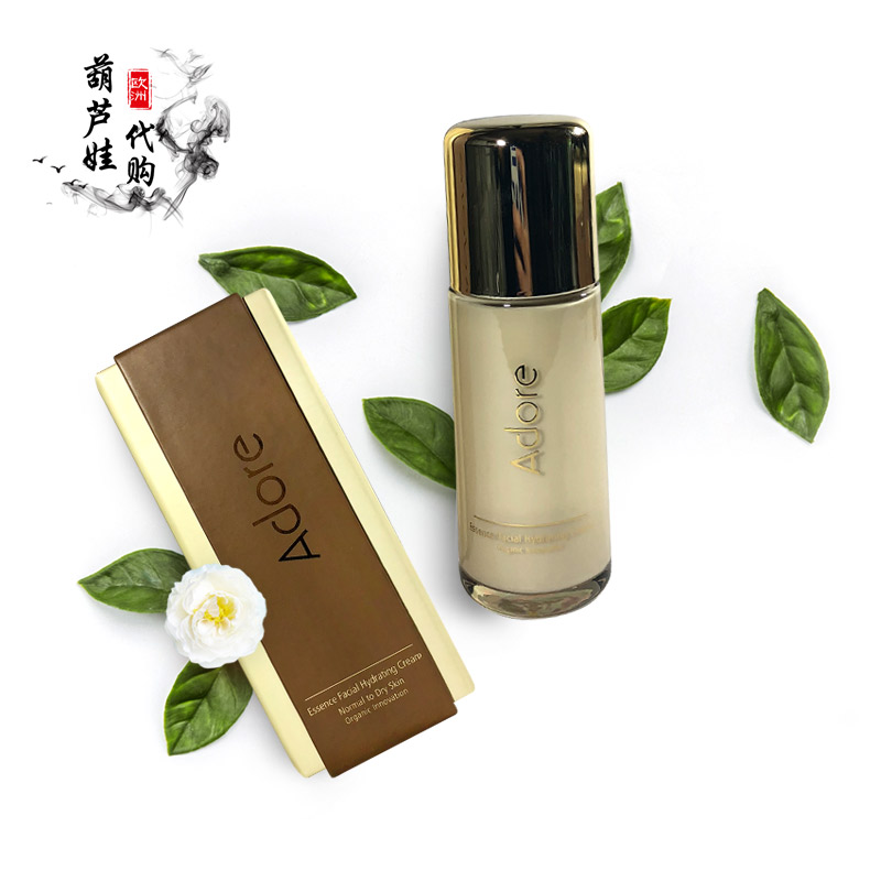 美现Adore Essence facial Hydrating Dry Cream元气面霜50ml干性