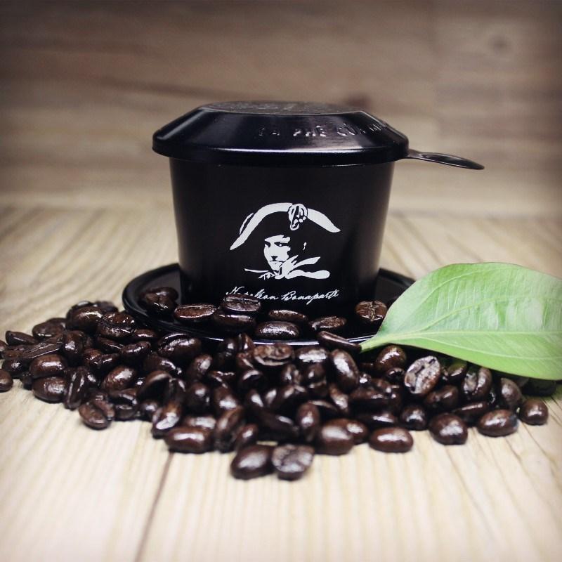 越南壶滴滴壶手冲壶 不锈钢咖啡过滤杯 越南滴漏咖啡杯越南咖啡壶