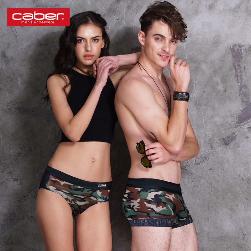 カ百利のカップルのパンツの男性のセクシーな氷の糸の夏季の平角のズボンの女性の無痕の三角ズボンの中で腰の156-266
