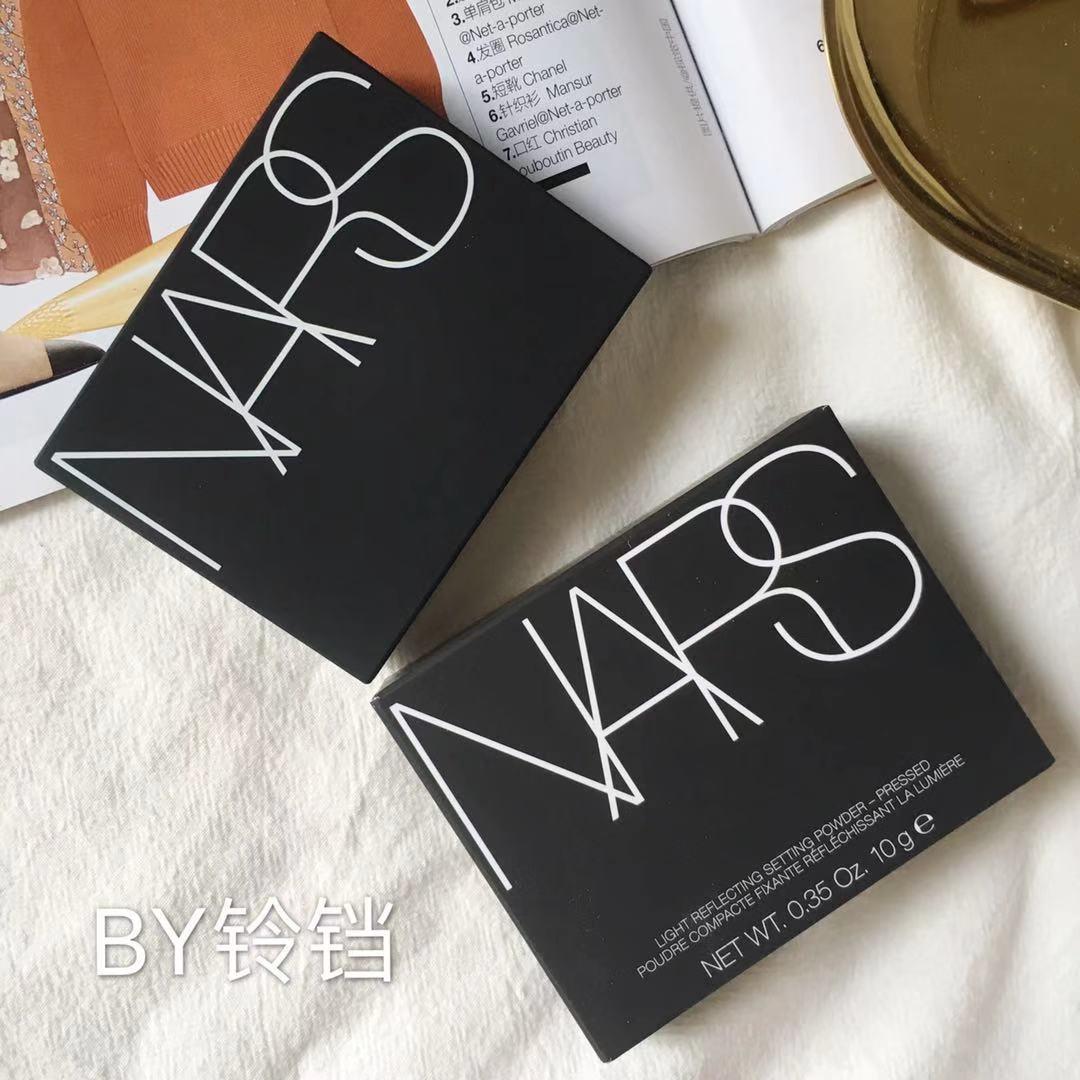 韩国免税 NARS纳斯娜斯蜜粉裸光蜜粉饼定妆持久裸妆控油散粉10G满209.00元可用1元优惠券