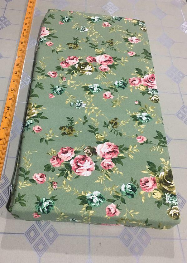 帆布地垫飘窗垫木沙发垫正方形长方形可定做印花垫子海绵厚3CM