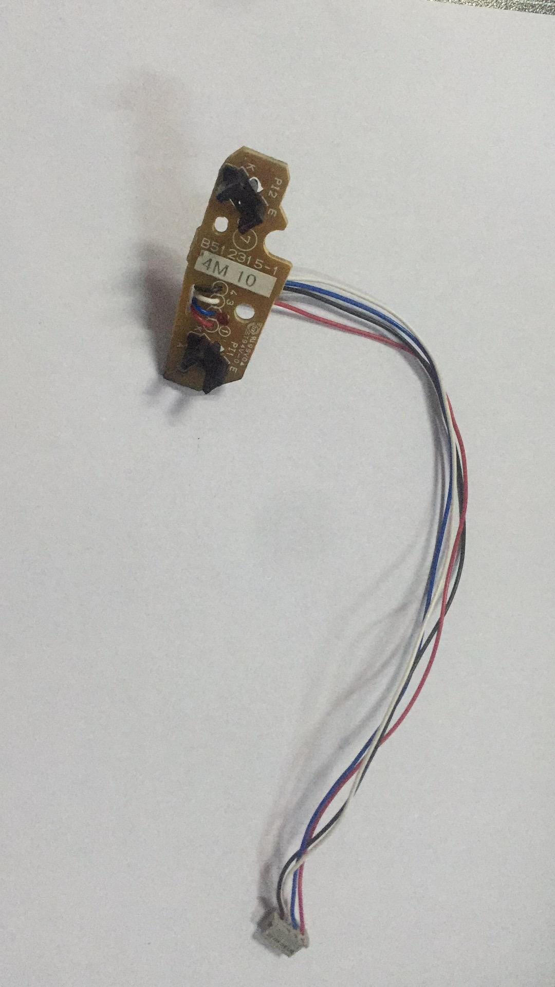 适用兄弟7360纸盒进纸传感器 7060 7055联想7400 7450 7650传感器