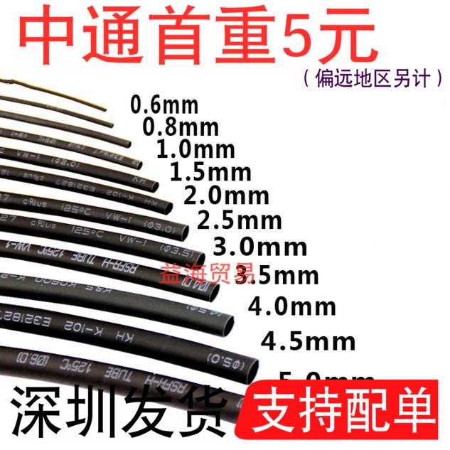 Электроизоляционные термоусадочные трубки Артикул 581356384838