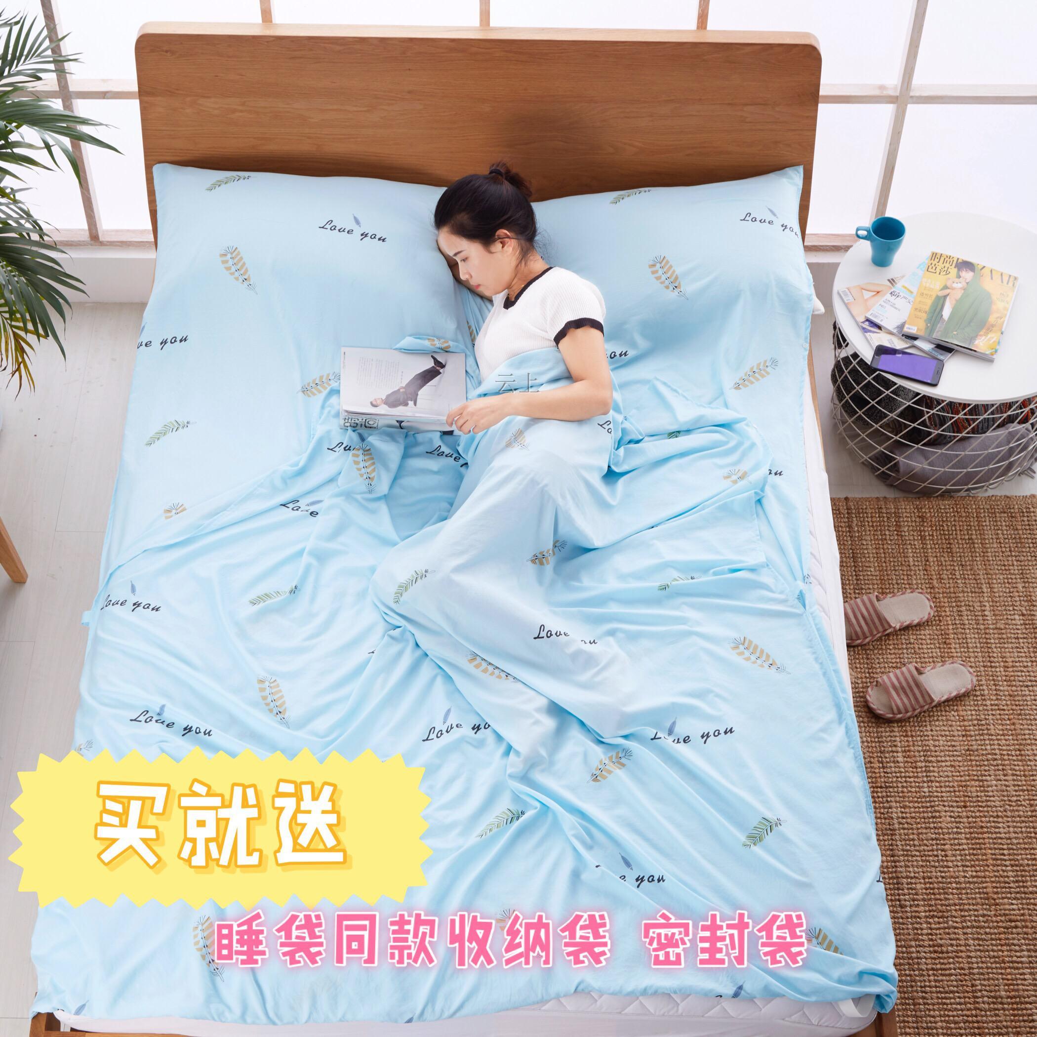 Мойка хлопок модель грязный спальный мешок гость дом отели на открытом воздухе путешествие путешествие из разница поезд портативный противо грязный двуспальная кровать один