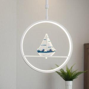 北欧风格灯具客厅简约现代吊灯 大气家用餐厅灯创意卧室灯饰