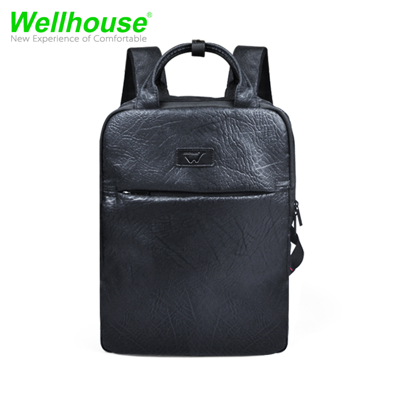 Travel portable backpack business casual men and women business luggage bag 15.6 inch Laptop Bag