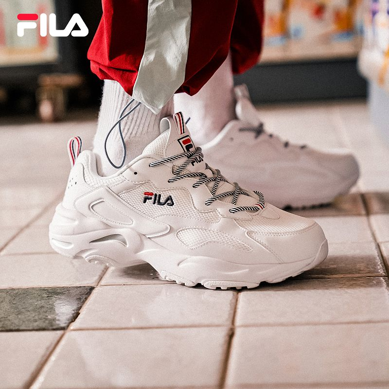 FILA couple shoes old shoes 2020 autumn and winter new casual men's shoes women's shoes running shoes retro sneakers