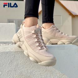 FILA 斐乐篮球鞋女2020春季新款 复古中低帮运动鞋球鞋女官方旗舰