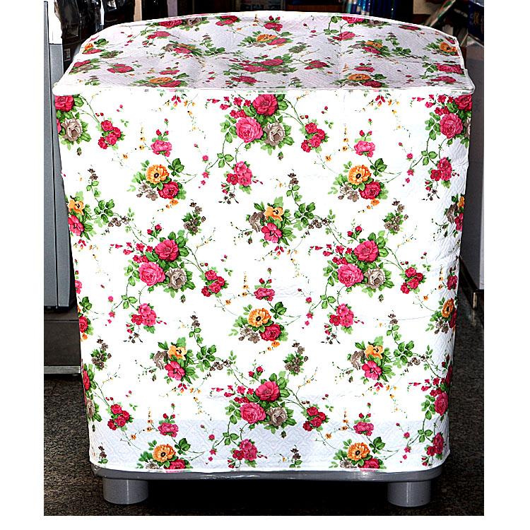 加厚防水防晒双缸杠双筒双桶半自动老式洗衣机罩套海尔小天鹅通用