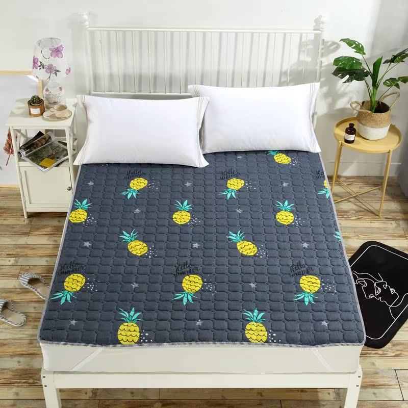 Новая коллекция [床垫床褥卡通垫子1.5米] один [人床双人床]