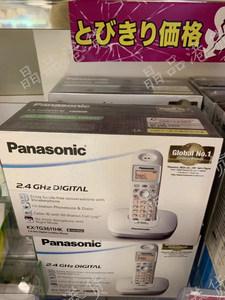 香港进口正品panasonic松下Kx-tg3611无绳电话座机电话机家用电话