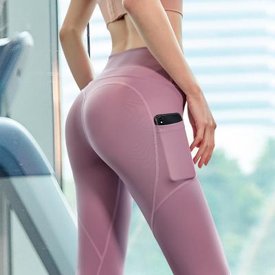 瑜伽服健身裤女高腰提臀紧身收腹速干跑步运动套装衣夏季薄款外穿