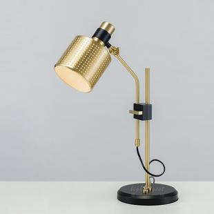 最灯饰智能台灯后现代简约客厅灯美式风格卧室灯设计师创意书房灯