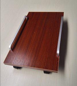 电脑主机托盘箱架子置物多层放家用柜功能底座台式简易增高支移动