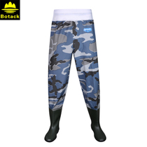 Botack Water pants waterproof pants half-fishing pants grab fish pants fishing suit waterproof suit