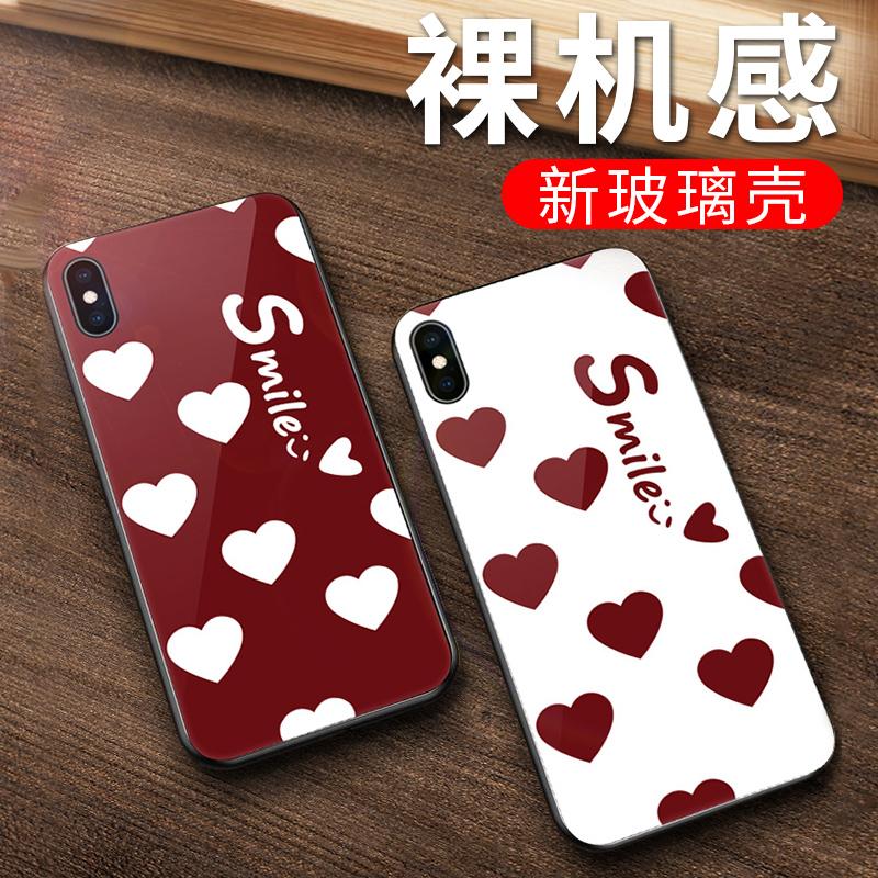 中國代購|中國批發-ibuy99|iphone|适用于苹果iphone手机壳11x女11promax玻璃xr硅胶11pro网红8plu