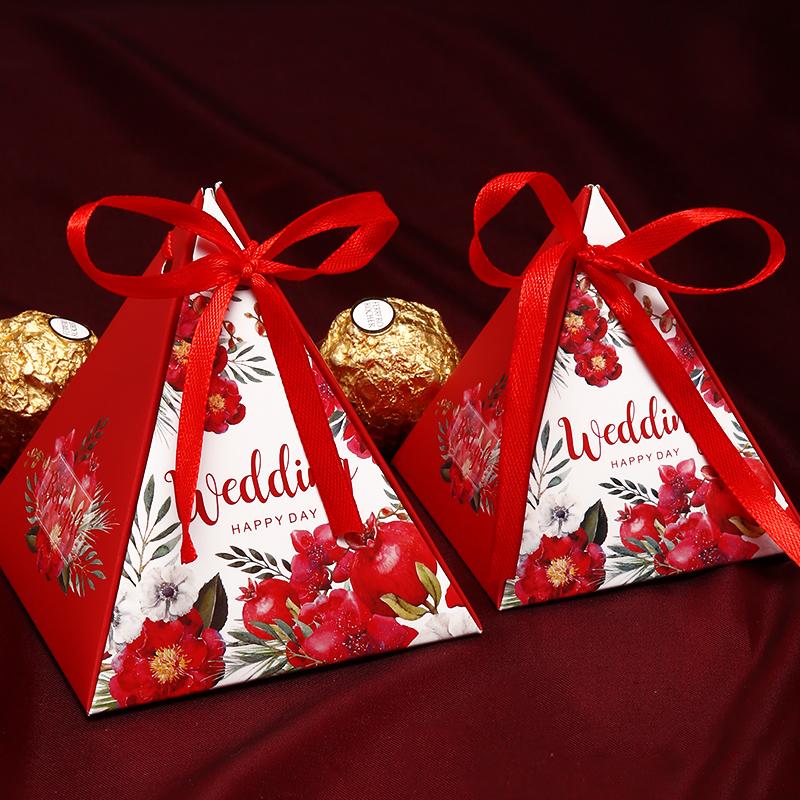 雷运创意结婚婚庆糖袋糖果包装盒11月09日最新优惠