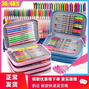 儿童画画工具套装小学生美术涂鸦笔