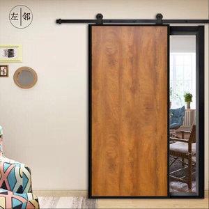 谷仓门北欧实木门室内厨房门厕所门