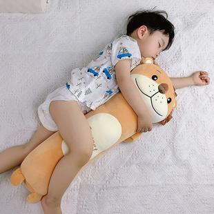 超軟抱枕公仔女生布娃娃牀上寶寶睡覺神器安撫嬰兒童玩偶毛絨玩具