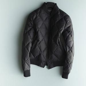 冬季新款羽绒服女短款菱格棒球服运动立领羽绒服外套