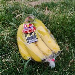 都乐香蕉限京津冀 菲律宾甜蕉4-5根进口香蕉一把 新鲜水果