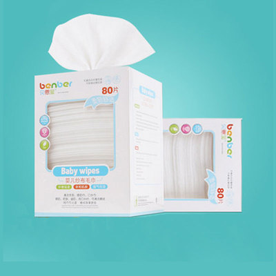 Baby saliva towels, disposable gauze, wet and dry towels, newborn cotton soft towels
