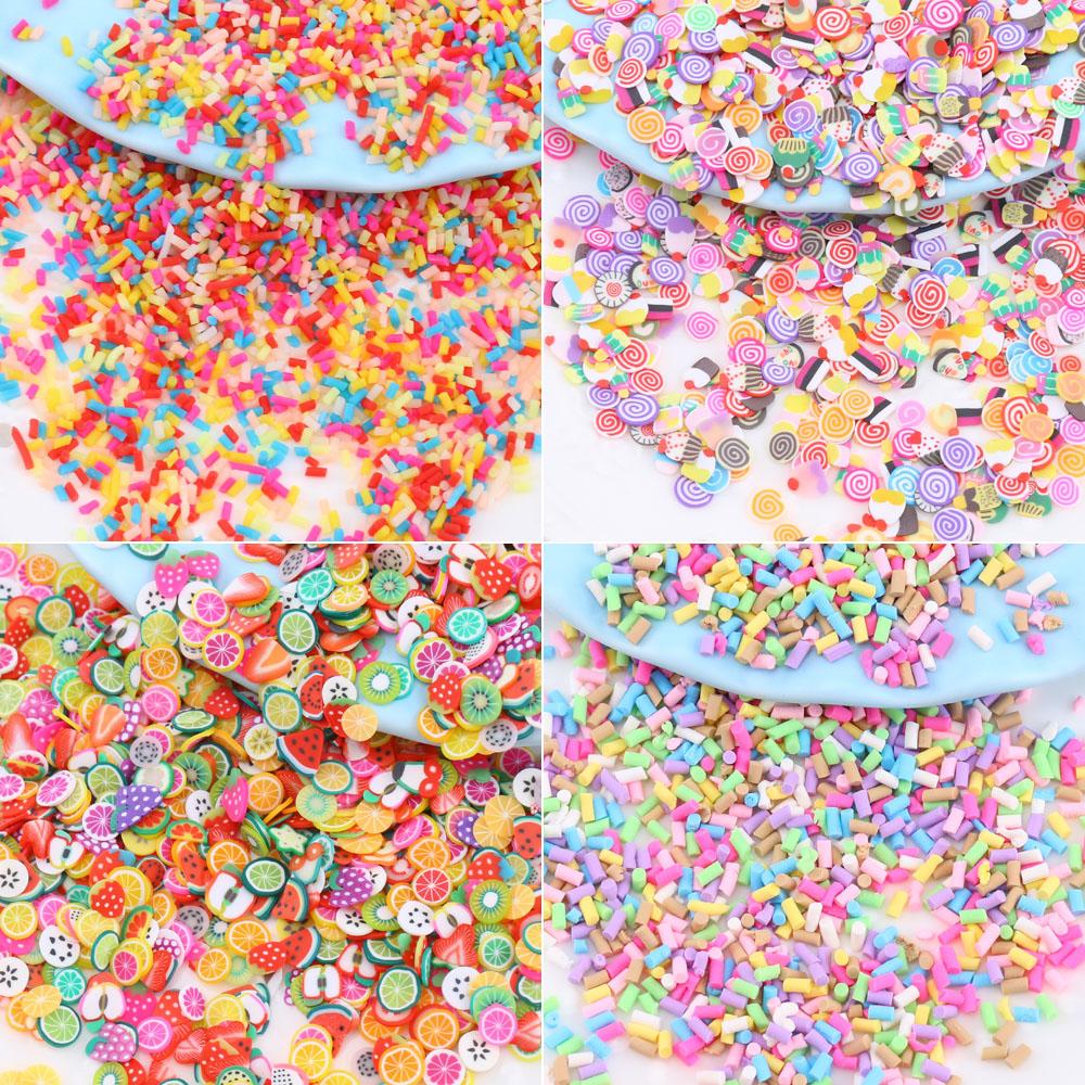 软陶糖粒彩针水果蛋糕花朵奶油胶手机壳diy手工制作自制材料包
