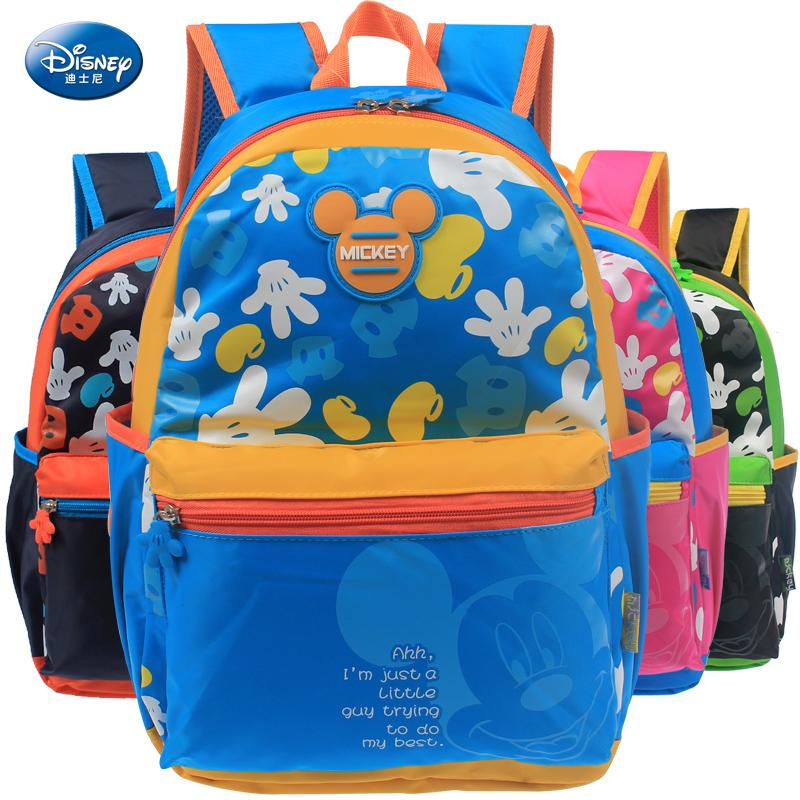 書包小學生二年級書包男迪士尼米奇兒童一年級女童護脊防水雙肩包