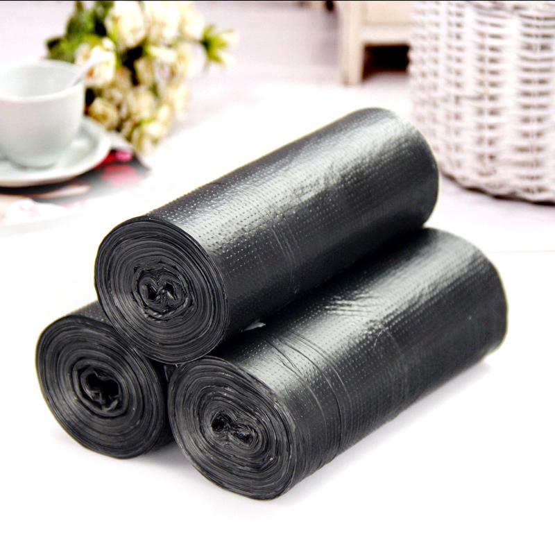 Online Connaught 50x60 черный Мешок для мешков с мешками для домашних животных утепленный Кухня Ванная Пластиковая сумка большой размер 1 рулон