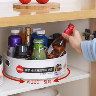 厨房调味品多功能可旋转置物架调料架调料收纳收纳盒调味料调味架图片