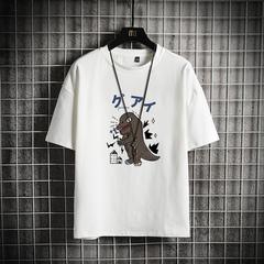 挂拍网 电商A088-T20918-P20 100%棉【已质检】夏季休闲短T恤 男