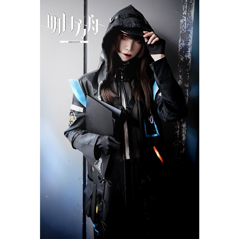 Tomorrows Ark cos clothing Dr. AMEA Cosplay clothing swordsman tower daily coat stock