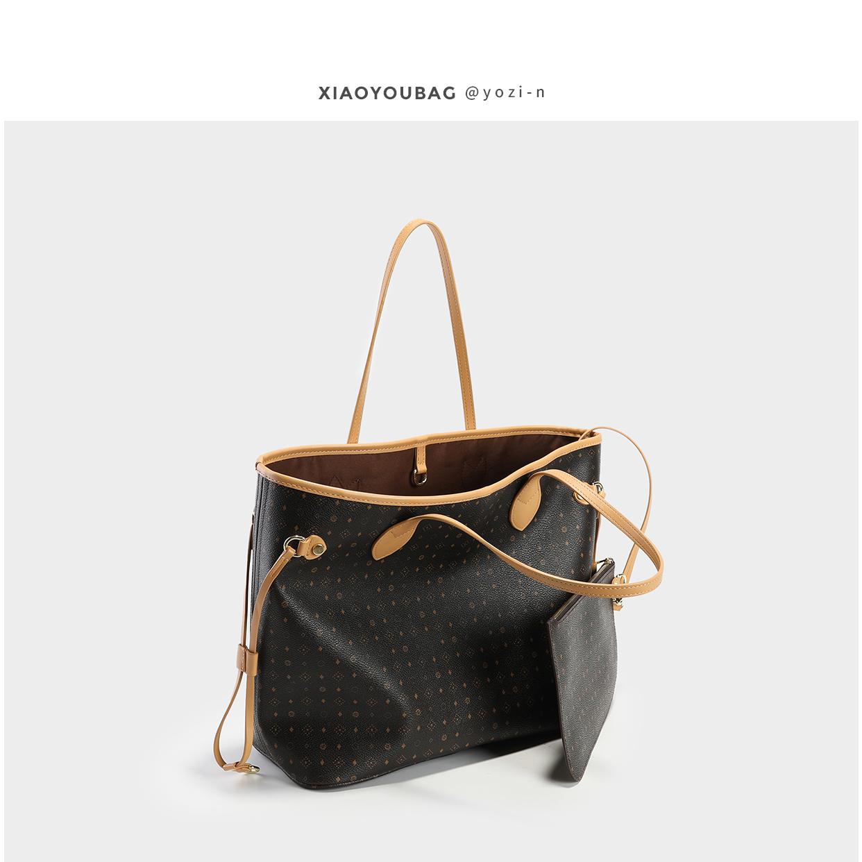 小优家包包 高级感包包女大容量单肩包女包新款2021手提大包包淘宝优惠券