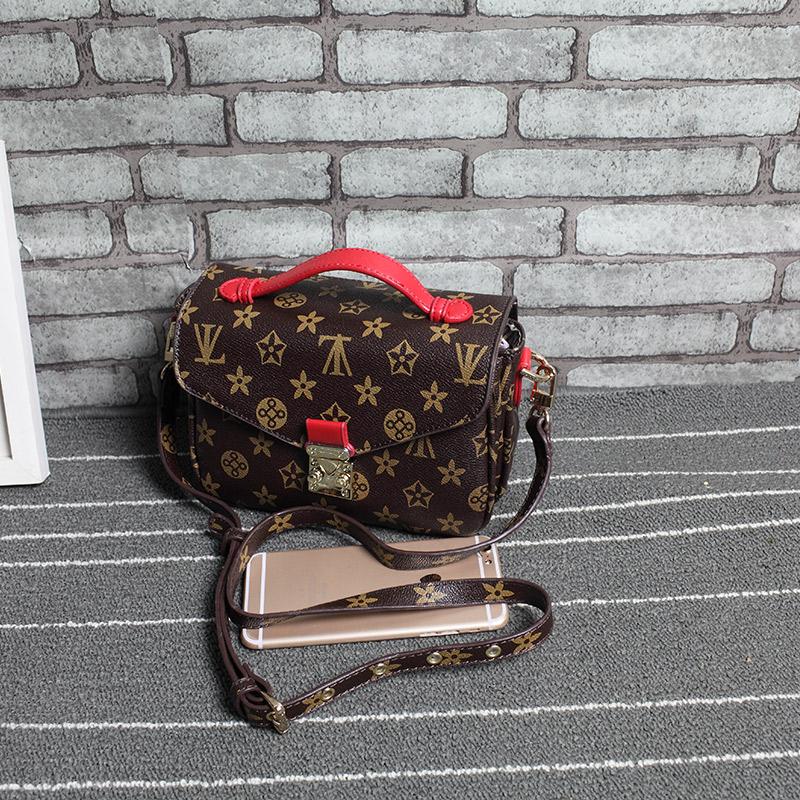 2016 лю с старой наплечная сумка сумка почтальона напечатана в европе и америке