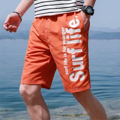 2018主推 夏季男短裤男休闲裤沙滩裤运动裤五分裤 L-5XL 9633 P20