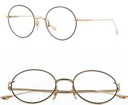 正品代购 DITA眼镜框可配镜片眼镜架男近视眼镜圆框镜架女DTX506