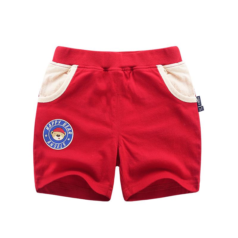 安塞爾斯兒童百搭純棉短褲