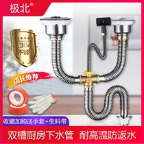 洗菜盆塞子87.8mm水池下水盖子碗池堵盖有容厨房不锈钢水槽塞子