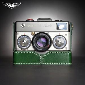 真皮禄来35皮套Rollei 35S 35TE 35SE 35T相机包 35Classic保护套