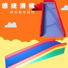 早教中心儿童软体组合室内小大型亲子活动单滑梯感统训练器材器械图片