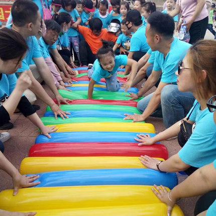空气棒幼儿园体智能加厚玩具感统训练亲子体育器材加油棒充气棒棒