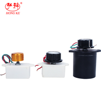 Kitchen stove blower speed switch electronic valve high power transmission oil cooker fan governor