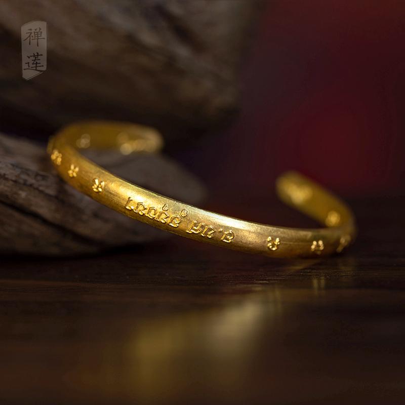 Thailand Buddha brand genuine Bracelet Zhengcai nacai popularity temperament appearance emotional Charm