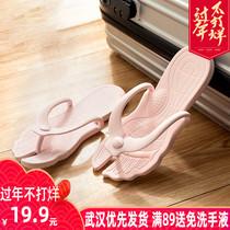 BS5237028日高户外拖鞋人字拖凉鞋耐磨轻便春夏沙滩鞋Nikko