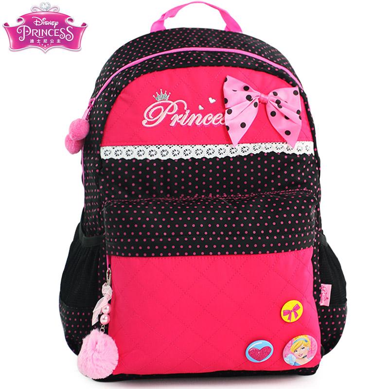 書包小學生1~3~4年級女童 正品迪士尼公主 雙肩背包兒童書包